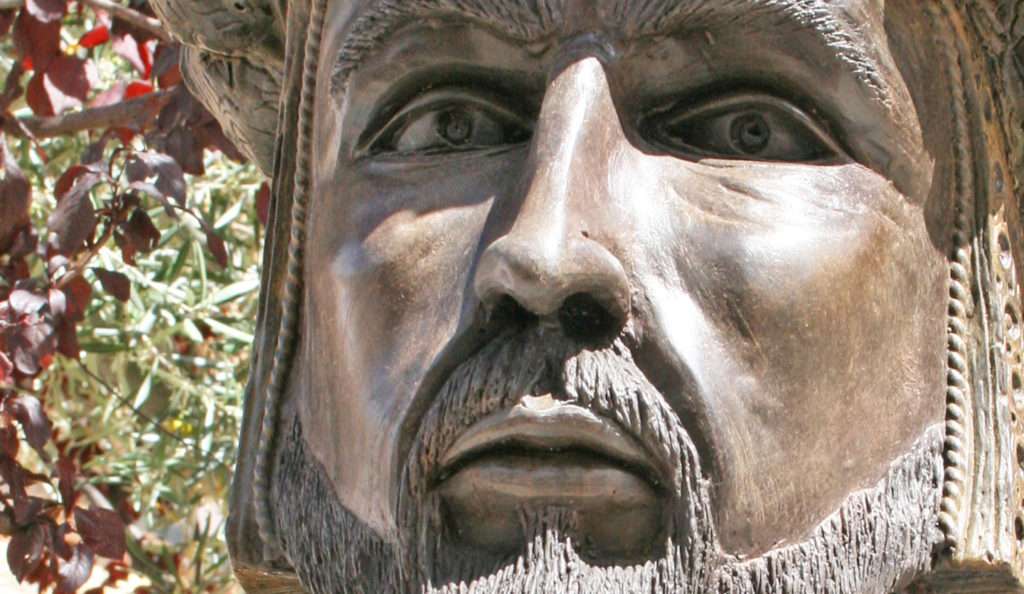 Abderramán III (Bronce)